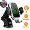 NeotrixQI Caricatore Wireless Auto, Bloccaggio Automatico Qi Caricabatterie Ricarica Rapid...