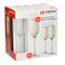 Alpina Set 6 Bicchieri Champagne Flute 22 cl Switzerland Tavola Ristorante Bar