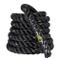 Display4top Battle Rope 9/12/15M Fune di Allenamento Φ 38MM Fitness Crossfit,Corda di Form...