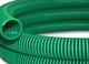 "Wiltec Tubo di aspirazione con Spirale Rinforzata 50m, ø 25mm (1"") - Made in Europe"