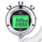 LAOPAO Cronometro, 2 Memoria 1/100 Secondi Precision con Funzione Luce e Muto Cronografo T...
