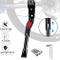 Cavalletto Bici, Regolabile Universale Supporto per Bicicletta Alluminio Lega Cavalletto L...