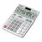 CASIO DF-120 ECO calcolatrice da tavolo - Display a 12 cifre, composta per 40% di plastica...