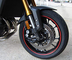 StickersLab - Strisce Moto adesive cerchi rifrangenti riflettenti marca 3M™ stripe for whe...