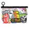 100 Pezzi - (Rock Band) Adesivi Valigia, Retro Vintage Stickers per Valigia, Chitarra, PC...