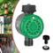 Landrip Timer per irrigazione Automatico, Timer per Rubinetto da Giardino a Uscita Singola...
