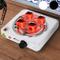 Broil-master® Accenditore Elettrico per Shisha - 1000 W, Regolatore di Temperatura a 5 Liv...