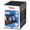 Hama DVD Slim Box 25, scatole di dischi ottici, Nero, confezione da 25