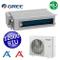 Climatizzatore mono canalizzato Gree R32 12000 Btu A++ A+ media prevalenza - comando a par...