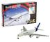 Revell- Airbus A380 Demonstrator Scala 1:288 Aeromodello in Kit da Montaggio, Colore Bianc...