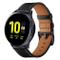 Aimtel - Cinturino in pelle compatibile con Samsung Galaxy Watch Active2 40 mm / Galaxy Wa...