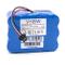 vhbw NiMH batteria 3000mAh (14.4V) per robot aspirapolvere home cleaner Indream 9200, 9300...