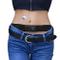 Glucology Custodia Microinfusore Insulina | Nero, Small| Cintura Sportiva Ideale Per Sport...