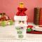 Longzhuo - Scatola regalo natalizia per dolci, torte, cioccolato, biscotti, per Natale, co...