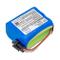 cellePhone Batteria Ni-MH Compatibile con Teac R1 R2 R5 - Tivoli Pal BT Pal+ (sostituita M...