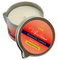 Vibratissimo Made in Germany Candela da Massaggio Peach Grace, Rinfrescante e Corroborante...