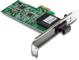 TRENDnet TE100-ECFX Adattatore PCIe in Fibra Ottica SC 100Base