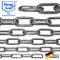 NietFullThings, 3 pezzi 100 cm = 1 metro 13 mm di spessore, catena in acciaio inox V4A, ca...