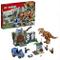 LEGO-Juniors L'evasione del T rex, Multicolore, 10758