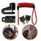 Bloccaggio freno a disco antifurto in filo d'acciaio per Xiaomi M365/PRO e altri scooter e...