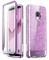 i-Blason Cover Samsung S9, Custodia Brillantini e Protezione Schermo Integrata [Serie Cosm...