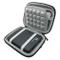 co2UK(TM) Nero EVA antiurto Pad viaggio di trasporto della pelle Box Cover protettiva Caso...