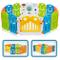 Baby Vivo Box per Bambini Grande Sicurezza Barriera Pieghevole Cancelletto Recinto con Por...