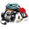 Pompa autoadescante per biodiesel e nafta 230V/550W 60 l/min Pistola automatica Pompa tras...