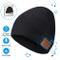 ZRUHIG Cappello Bluetooth Regali Natale, Berretto Bluetooth Uomo Cappello Uomo Invernali c...