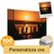 Coverpersonalizzate.it Quadro con Foto Personalizzata, Stampa su Forex PVC Ultraleggero 30...