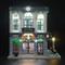 ZJJ Illuminazione Kit Compatibile con Lego 10251 del LED Light Kit per (Creatore Expert Br...
