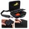CamKix Custodia Grande Compatibile con GoPro Hero 8 Black, 7, 6, Fusion, 5, Black, Session...