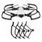 Rantow 4 Pezzi RC Quadcopter Protezione per elica a sgancio rapido per DJI Mavic Air Drone