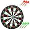 Bersaglio Con Freccette Tiro A Segno Gioco Di Societa Sport Dart Board