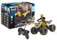 Revell Control 24641Quad New Dust Racer 827MHz Telecomando per Principianti leistungsst...