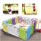 Box per Bambini Sicurezza Barriera Giochi Protezione indoor outdoor con 14 pannelli(classi...