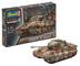 Revell- Tiger II Ausf.B (Henschel Turr) Modello Kit Carro Armato, Multicolore, 80-3249