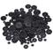 Shappy Nero Bottoni Resina Bottoni Base di Bottoni per Cucito, Scrapbooking e Artigianato...