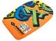 Schildkröt Funsports 970216, Tavola da Nuoto Surfboard Unisex Bambini, Arancione/Blu/Verde...