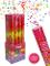 Vetrineinrete® Set 12 sparacoriandoli colorati da 40 60 e 80 cm per feste matrimonio compl...