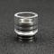 Pang-qingtian 1pc in Acciaio Inox Vetro Drip Tip Fit 810 Atomizzatore per TF V8 Big Baby T...