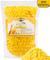 Cera d'api Pura al 100% - 200 g - Palline Gialle di Cera d'api. Prodotto Perfetto per Cosm...