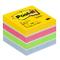 Post-it Notes Minicubo, 51x51 mm, 400 Fogli