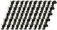 50x Compatibili Rotoli DK-11203 17mm x 87mm Etichette adesive per Brother P-Touch QL-500 Q...