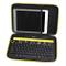 Aproca Duro Viaggio Caso per Logitech K480 Tastiera Bluetooth Multi-Dispositivo (Black wit...