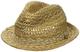 Barts Bobizi Cappello di Paglia, Natural, Taglia Unica Unisex-Adulto