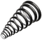 Neewer 11pz Anello Adattatore Step-up in Aumento in Alluminio Anodizzato di Qualità Superi...