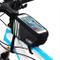 Suvi Borsa per Telaio Bicicletta, Borsa da Manubrio per Biciclette Impermeabile, con Touch...
