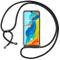 Ingen La Custodia Trasparente per Cellulare per Huawei P30 Lite con Cordino può Essere tra...