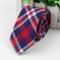 Cravatta da Uomo Colorata Cravatta A Quadri da Uomo Casual Streak Suit Cravatte A Fiocco C...